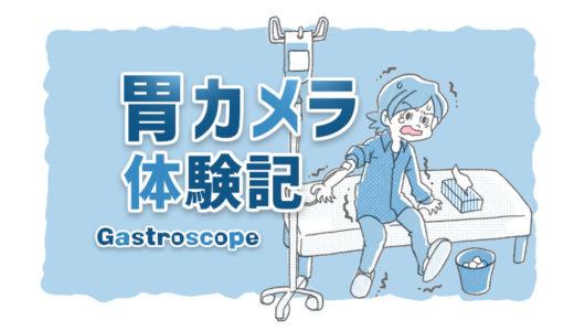 胃カメラによる胃の検査を体験してきました!【絶対にやりたくない!】恐怖でしかなかった私の胃カメラ体験談