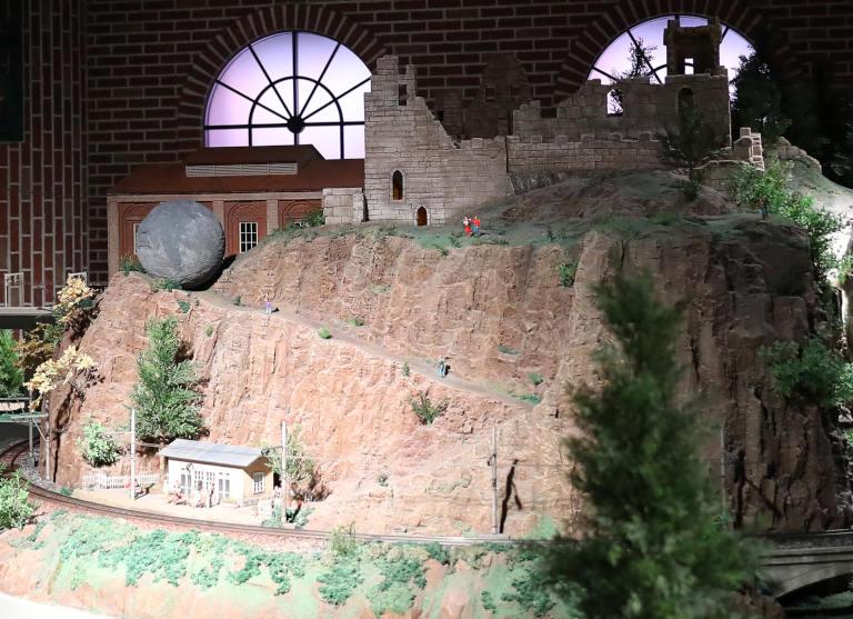 原鉄道模型博物館 いちばんテツモパーク ボルダー