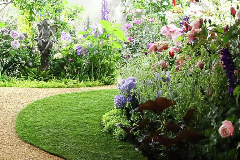 ばらフェスタ 妖精の棲む庭