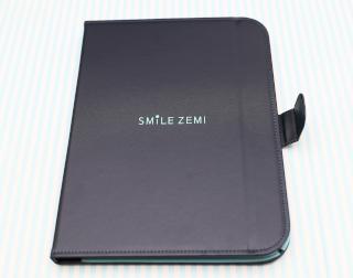 スマイルタブレット3 専用カバー水色
