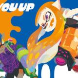 Nintendo TOKYOから人気のSplatoonグッズ「INK YOU UP」シリーズが新登場!カラフルでクリアなデザインの商品をご紹介!